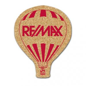 King Size Cork Balloon Coaster