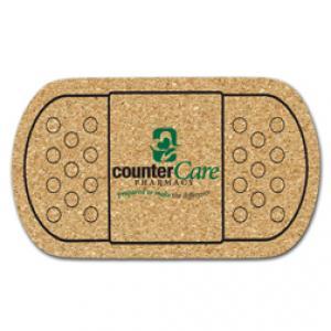 King Size Cork Bandage Coaster