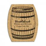 King Size Cork Barrel Coaster