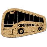 King Size Cork Bus Coaster