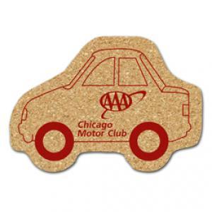 King Size Cork Car Coaster