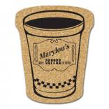 King Size Cork Coffee Cup Coaster