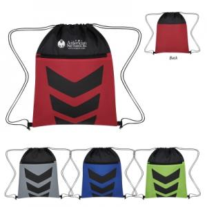 Arrow Drawstring Bag