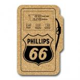 King Size Cork Gas Pump Coaster