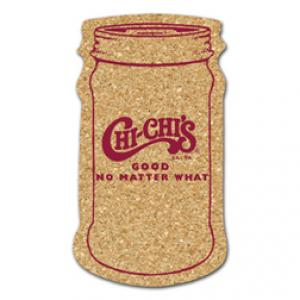 King Size Cork Narrow Jar Coaster