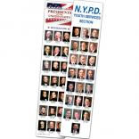 Presidential Plastic Bookmark
