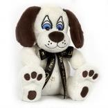 "10"" Big Paw Puppy with Ribbon"
