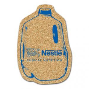 King Size Cork Milk Jug Coaster