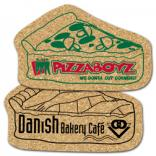 King Size Cork Pizza/Pie Coaster