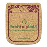 King Size Cork Shopping Bag Coaster