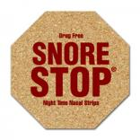 King Size Cork Stop Sign Coaster