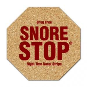 King Size Cork Stop Sign Coaster