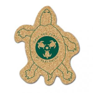 King Size Cork Turtle Coaster