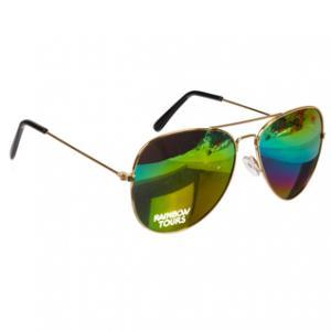 Executive UV Rainbow Aviators