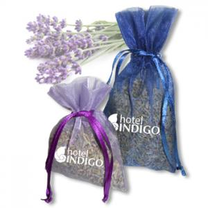 Lavender Buds in Organza Gift Pouch