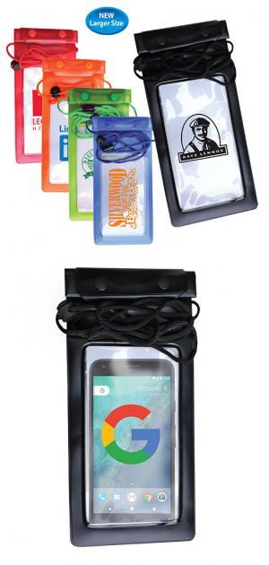 Large Waterproof Cell Phone Bag