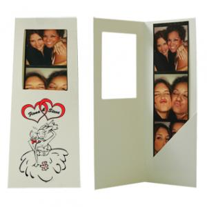 Personalized Photo Booth Photo Mount