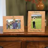 5 x 7 Bamboo Easel Back Picture Frame