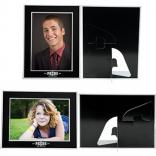 5x7 Plain Easel Cardboard Photo Frame