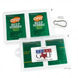 OFF Deep Woods Insect Repellent Wipes