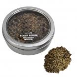Black Pepper Gourmet Spice Tin