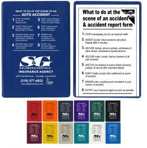 Wallet Size Insurance Holder Kit