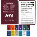 Wallet Size Insurance Holder Kit with Copy Guard Vinyl Pocket