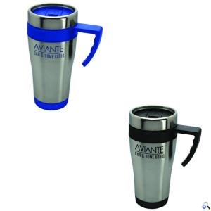 Stainless Steel Auto Mug with PP Liner