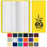 Royal Oil & Pipe Long Standard Vinyl Tally Book