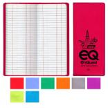 Royal Oil & Pipe Long Translucent Vinyl Tally Book