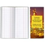 Oil & Pipe Full Color Tally Book