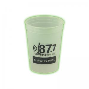 12 oz. Fun Glow In The Dark Stadium Cup