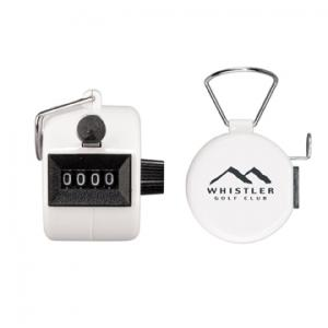 Round Tally Counter