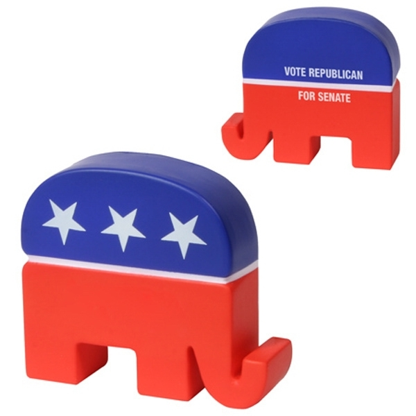 Republican Elephant Stress Relievers