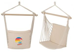 Cotton Canvas Natural Hammock Swing