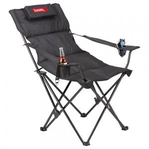 Reclining Padded Folding Chair