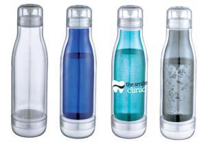 17 oz Tritan Sport Bottle with Glass Liner