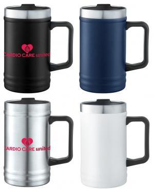 16 oz Copper Vacuum Insulated Mug