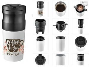 14 oz Portable Electric Coffee Maker