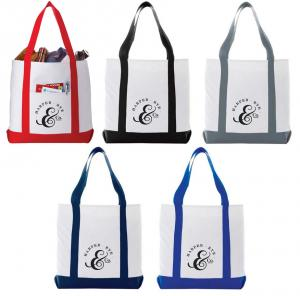 Basic Durable Canvas Tote