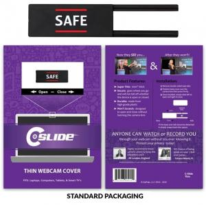 Thin Webcam Cover