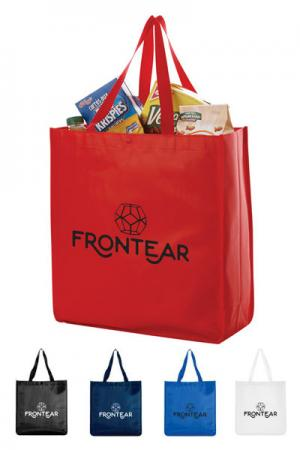 Large Laminated Non-Woven Tote