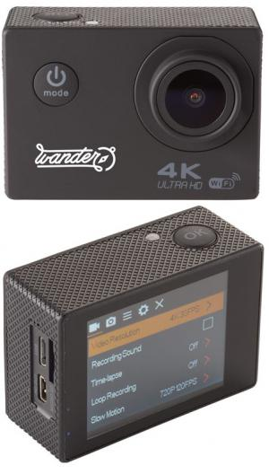 Wifi 4K Action Camera