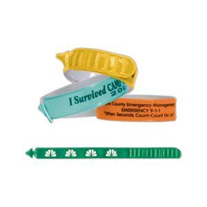 Reflective Adjustable Wrist Bracelet