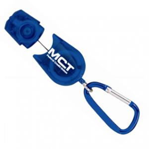 Retractable Flashlight Keychain