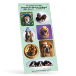 Dogs Sticker Sheet Collection