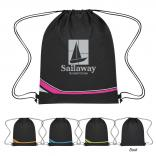 Polyester Sport Drawstring Bag