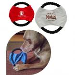 Flying Rope Disc Pet Chew Toy