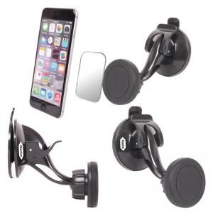 Magnetic Phone Mount w Suction Base