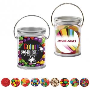 Small Paint Can Candy Container